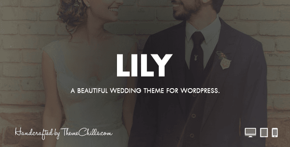 lily theme preview. large preview |