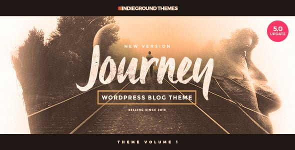 JourneyTheme Preview.  large preview |